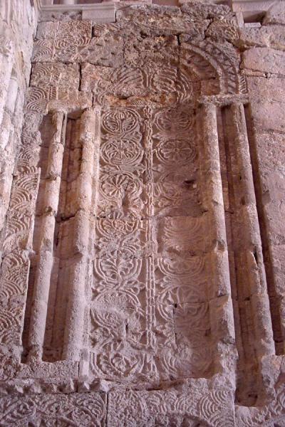 Picture of Detail of Umayyad entrance, Citadel Amman