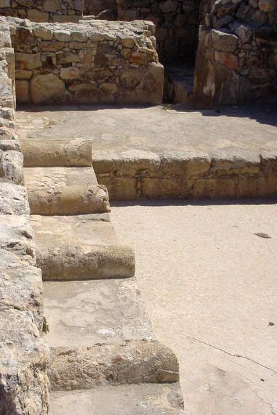Part of the Umayyad baths | Amman citadel | Jordan