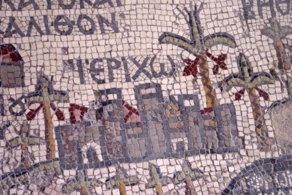 Jericho and other cities | Madaba Mosaic churches | Jordan