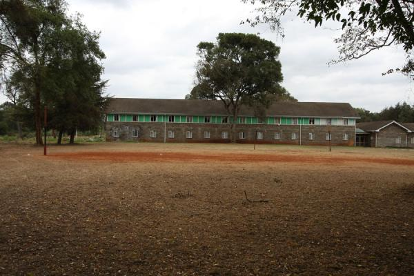 Picture of Agricultural college neighbouring Karen Blixen house