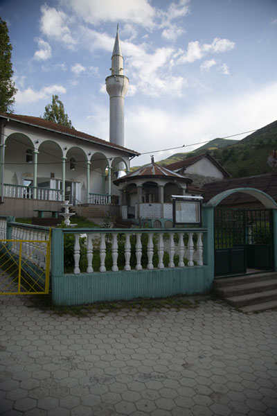 One of the mosques in the mountain village of Brod | Brod | Kosovo
