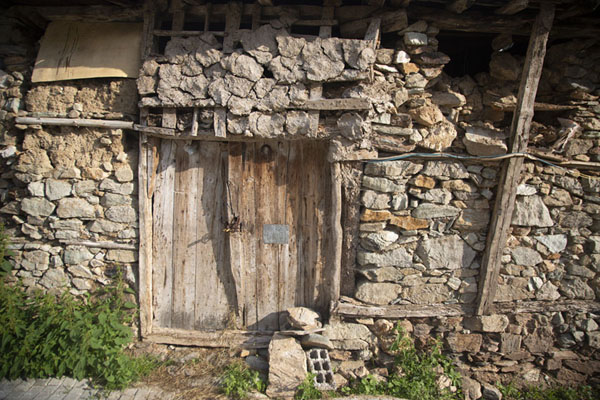 Rickety building in Brod | Brod | Kosovo