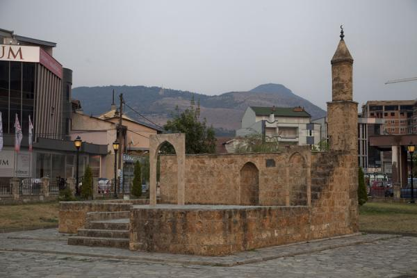 Picture of Prizren (Kosovo): This small old mosque stands a little outside the historic centre of Prizren