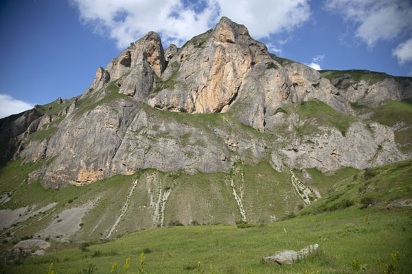 Brodsky kamen, some of the most spectacular spots of the Šar mountains | Rudoka e Madhe Peak |