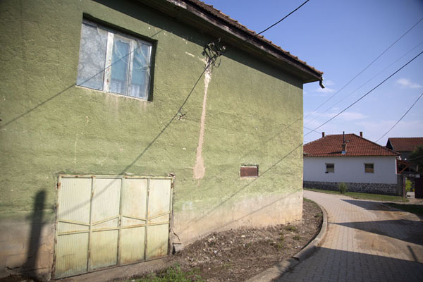 Picture of One of the houses of Velika HočaVelika Hoča - Kosovo