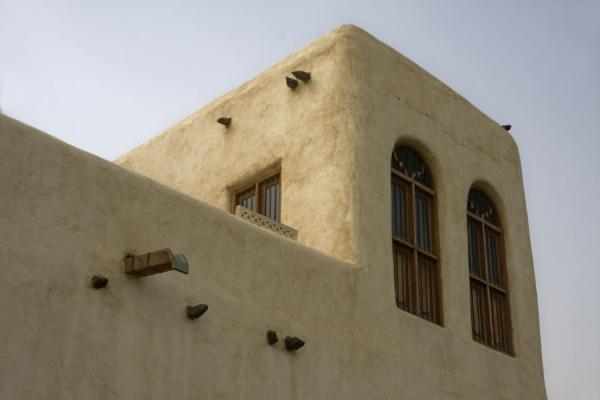 Tower on the second floor of Beit Khalid | Beit Khalid | Kuwait