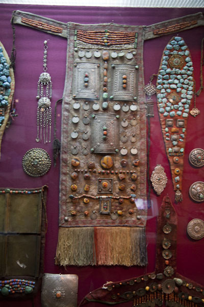 Jewellery from an Islamic country | Tareq Rajab Museum | Kuwait