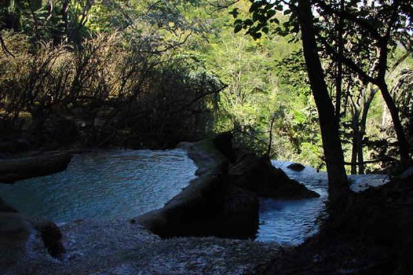 Picture of One of the poolsKuangsi Falls - Laos