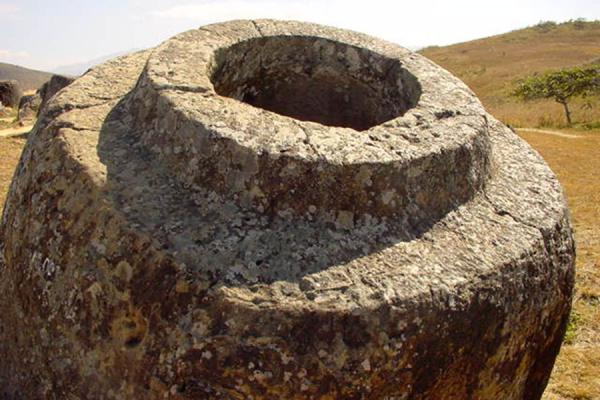 Picture of Jar in Plain of Jars