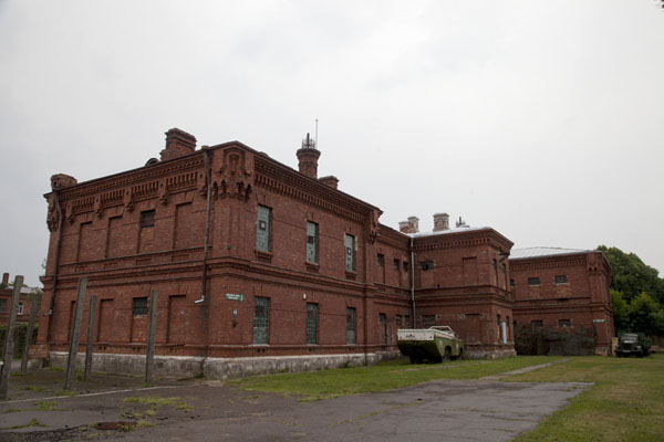 Former hospital-turned-prison, the building now is a museum | Karosta Military Prison | Latvia