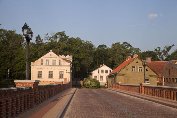 The old bridge of Kuldīga | Kuldīga Old Town | Latvia