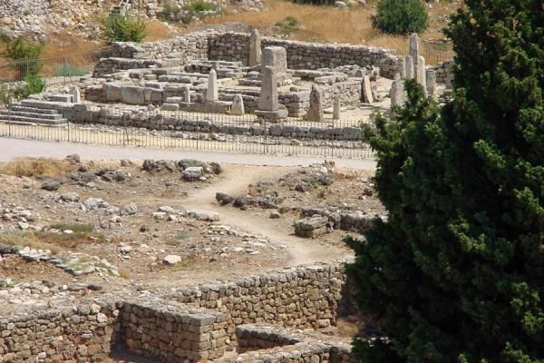 Photo de The Temple of the ObelisksByblos - Liban