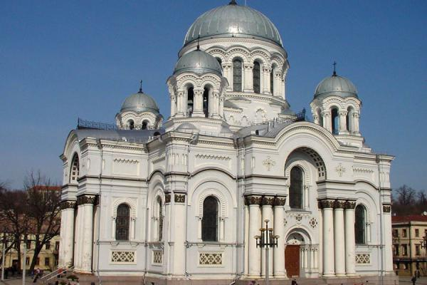 Picture of St. Michael the Archangel ChurchKaunas - Lithuania