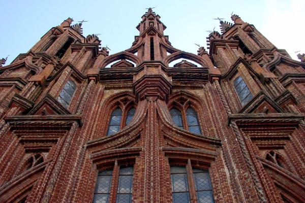 Picture of Facade of St Anne's ChurchLithuania - Lithuania