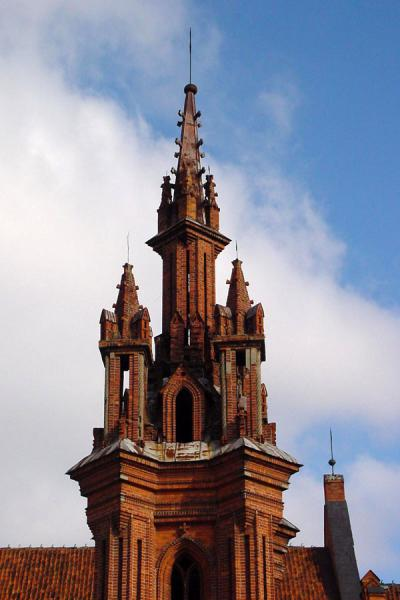 Picture of One of the typical towersLithuania - Lithuania