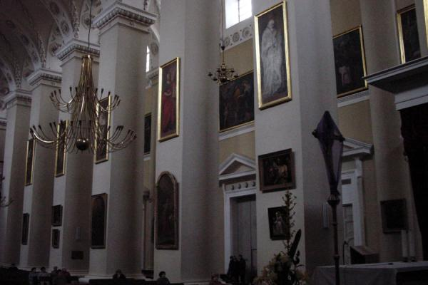 Former picture gallery | Vilnius Cathedral | Lithuania