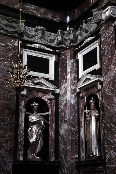 Picture of Inside St Casimir's chapelVilnius - Lithuania