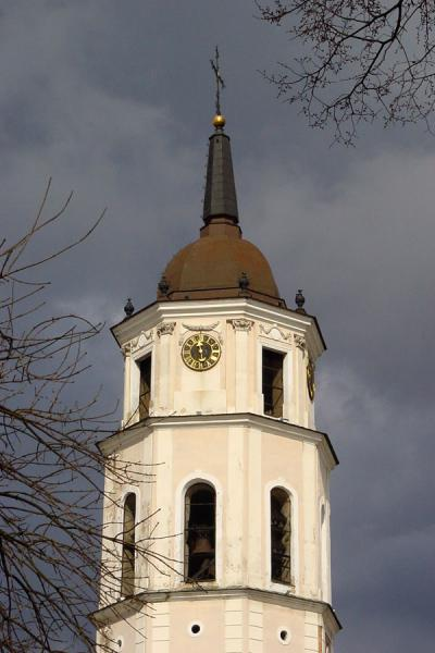 Picture of Belfry tower of Vilnius Cathedral