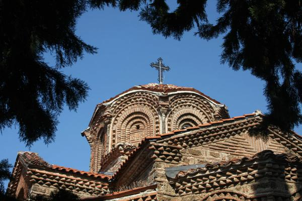 Picture of Typical orthodox Sveta Bogorodica Perivlepta church