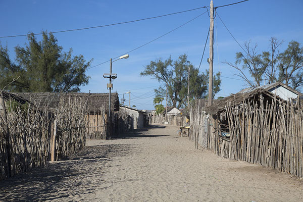 One of the sandy streets of Andavadoaka | Andavadoaka | Madagaskar