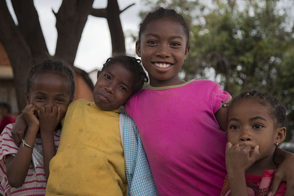 Photo de Kids in TsiroanomandidyMalgaches - Madagascar