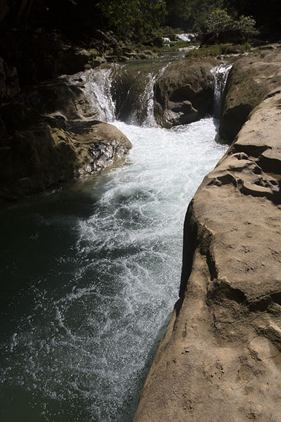 Waterfall in a tributary of the Manambolo | Manambolo river descent | Madagascar