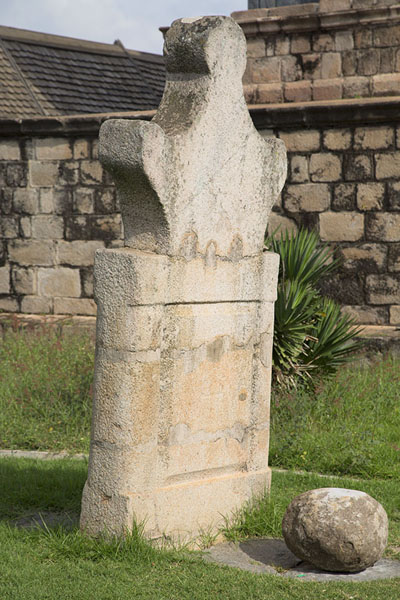 Tombstone at the Rova | Rova Palace | Madagascar