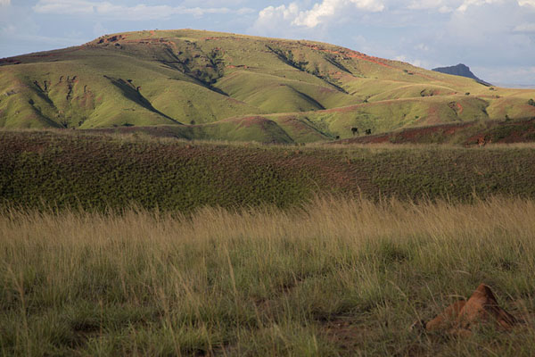 Picture of Mountain to the east of Ankavandra in the afternoon - Madagascar - Africa