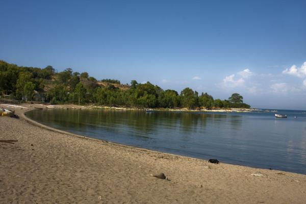 Picture of Chizumulu Island (Malawi): Sandy Same beach on Chizumulu