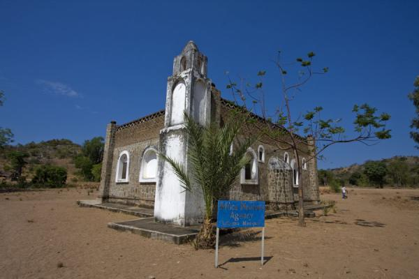The modest mosque of Chipyela | Likoma Island | Malawi