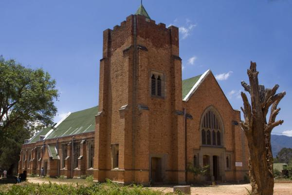 Livingstonia Church on a Sunday morning | Livingstonia | Malawi