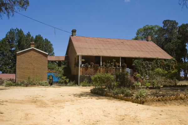 One of the old missionary houses in Livingstonia | Livingstonia | Malawi