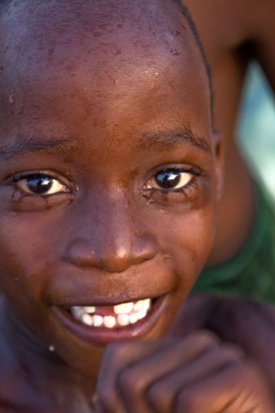 Remarkable Malawian boy on Likoma Island | Malawian people | Malawi