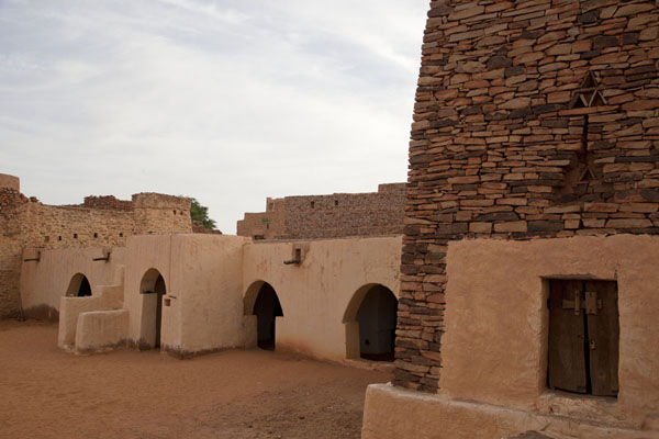 Picture of Chinguetti (Mauritania): The ancient Friday mosque of Chinguetti