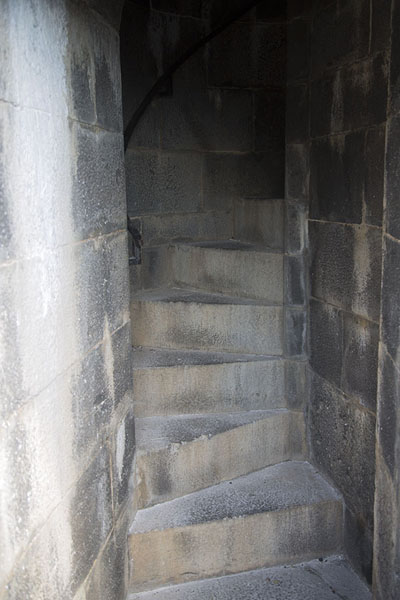 Picture of Staircase in Fort AdelaidePort Louis - Mauritius
