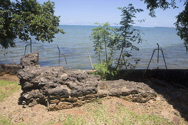 Ruins of the jetty | Fort Frederik Hendrik | 模里西斯