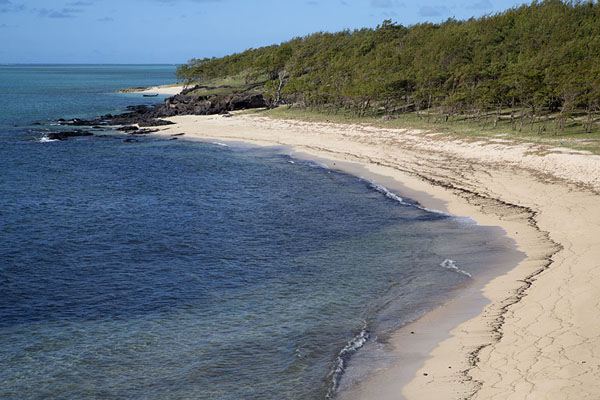 Picture of Beach close to GravierEast Rodrigues - Mauritius
