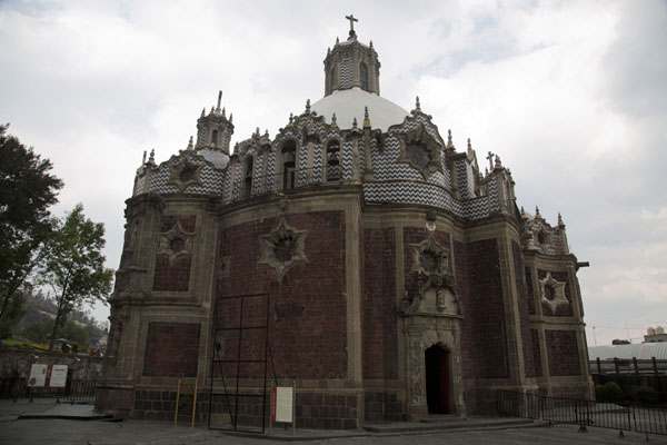 The Capilla del Pocito, built on the site where a water well was found |  | 墨西哥