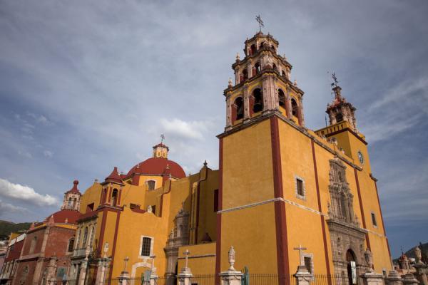 Basílica Colegiata de Nuestra Señora de Guanajuato | Historic town of Guanajuato | Mexico