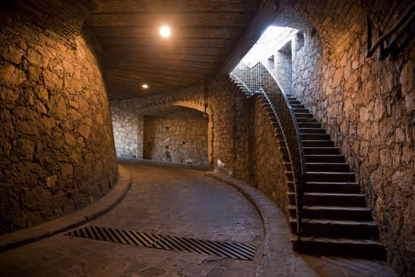 Under Guanajuato, you can find an extensive system of tunnels | Historic town of Guanajuato | Mexico