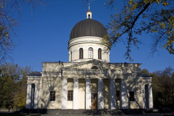 Side view of the Nativity Cathedral | Nativity cathedral | Moldova