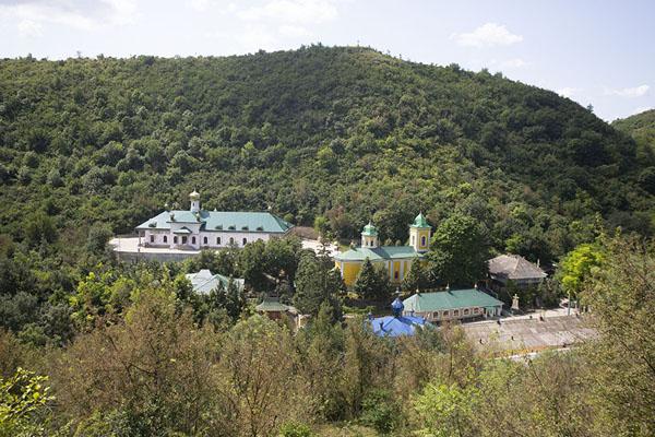 Picture of Saharna monastery