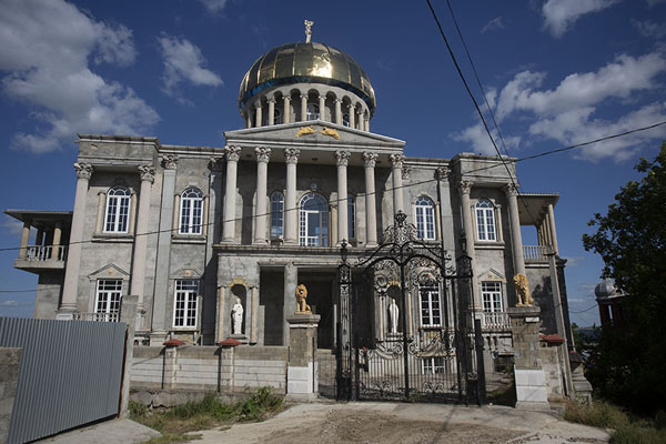 Picture of Soroca Gypsy mansions