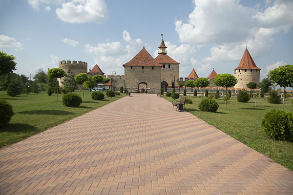 Picture of Tighina Fortress