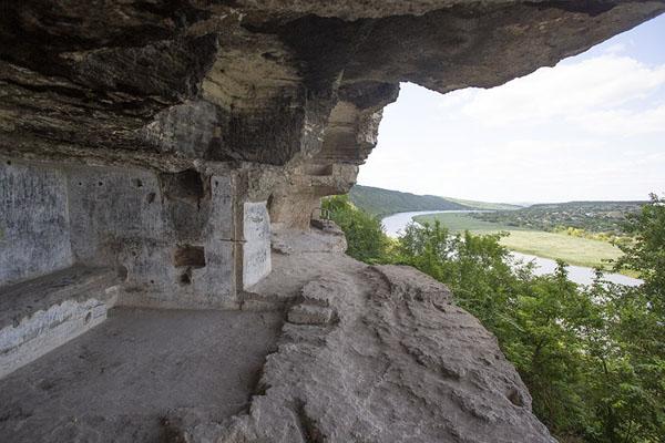 Go to Tipova Monastery
