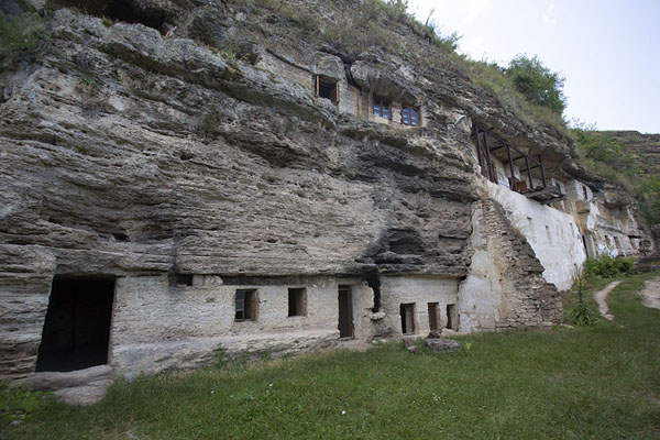 Picture of Rockface of Tipova Monastery