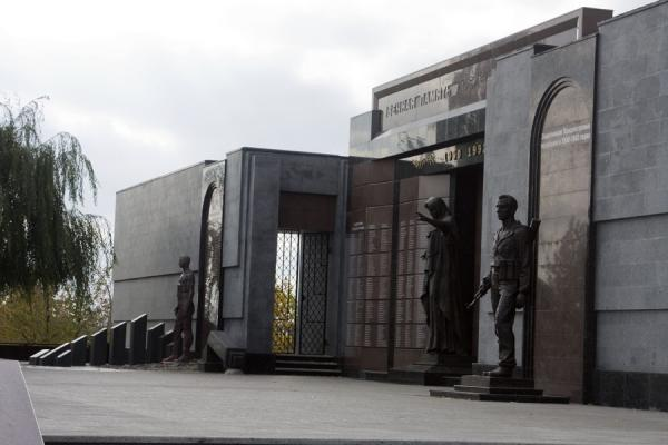 Picture of War monument in TiraspolTiraspol - Moldova