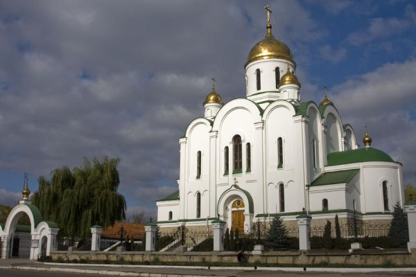Picture of Orthodox church in Tiraspol - Moldova - Europe
