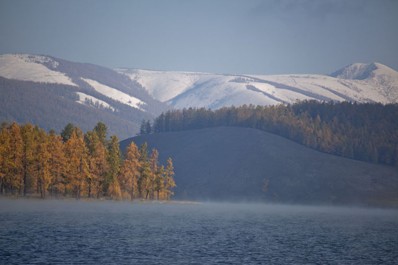 Picture of Khövsgöl Nuur