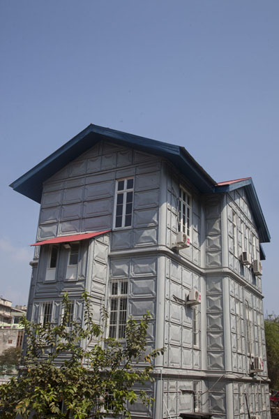 Foto di Casa de Ferro, or Iron Building, in downtown MaputoMaputo - Mozambico
